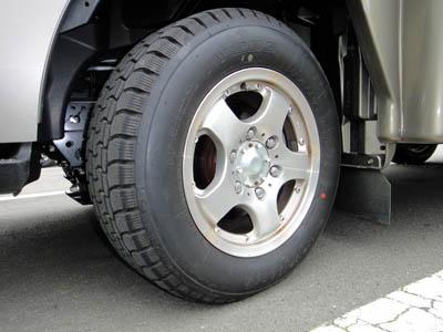 小型トラック用オールシーズンタイヤTY285 横浜ゴム