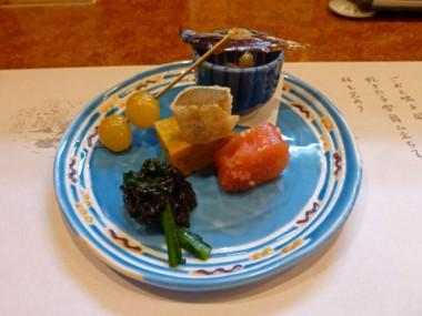 札幌すすきの酒房しんせんの料理・先付け