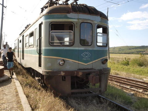 キューバ 路面電車 ハーシーズ チョコレートトレイン