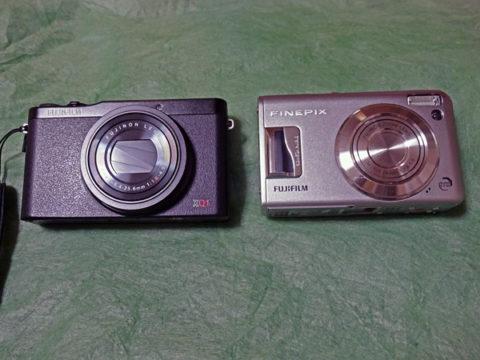 富士フィルム コンパクトデジタルカメラ XQ1 F31fd