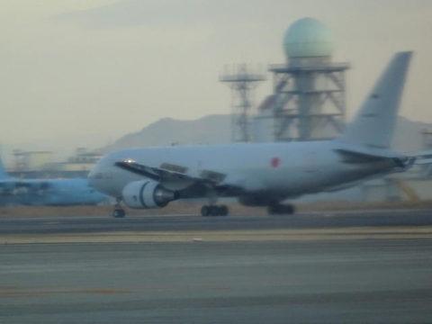 給油機KC-767 航空自衛隊小牧基地
