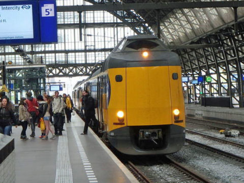 NSオランダ鉄道の電車