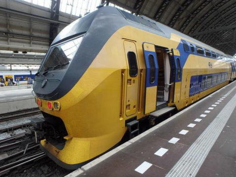 NSオランダ鉄道ICの車両