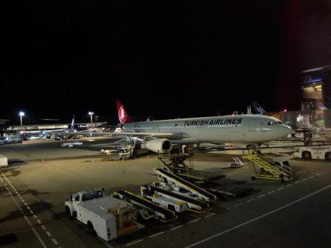 ターキッシュエアラインズ A330-200