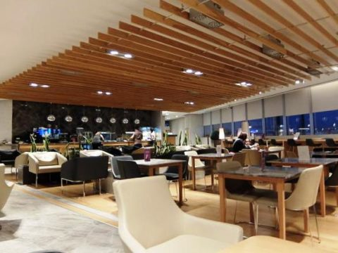 イスタンブールアタテュルク空港国内線ラウンジ PRIMECLASS CIP LOUNGEプライオリティパスで利用可