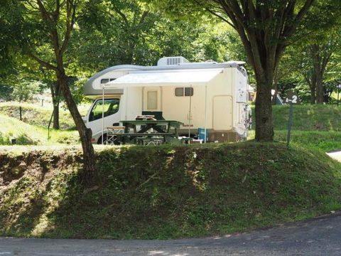 駒ヶ根家族旅行村オートキャンプ場