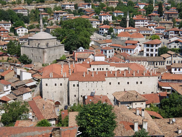 トルコの古い街並みが残るサフランボル