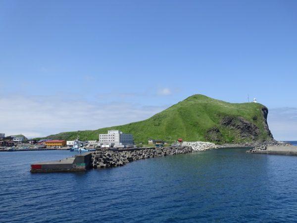 利尻島ペシ岬
