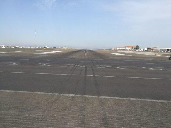 ジブラルタル空港