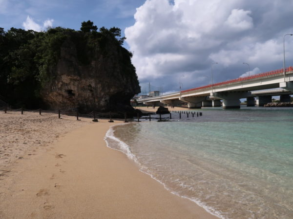 波の上ビーチの画像