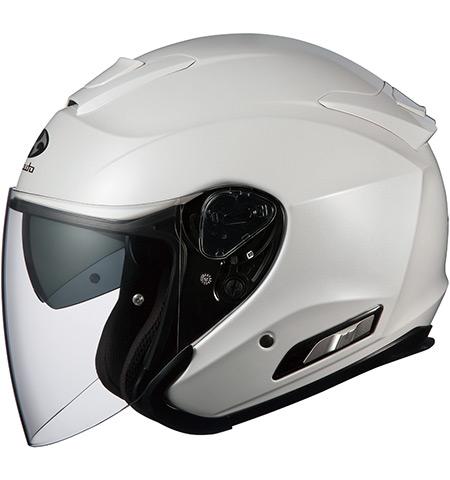 OGKのジェットタイプヘルメット、asagi