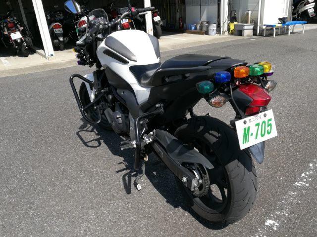 埼北自動車大型二輪ホンダNC750L