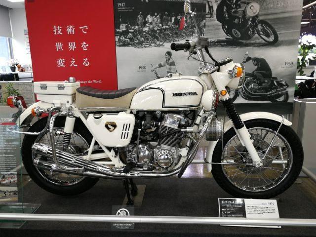 ホンダ、レインボー埼玉の展示