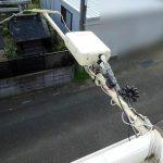 アイコムAH-4で自宅用ロングワイヤーアンテナ設置